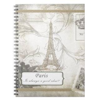Minable :  Paris est toujours une bonne idée ! Carnet À Spirale