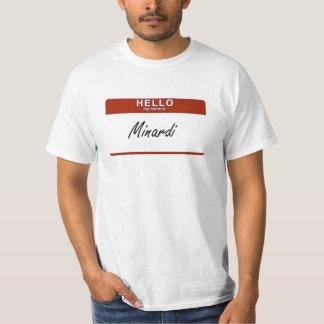 Minardi T-shirt