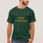 """Mine de claymore """"AVANT VERS l'ENNEMI """" T-shirt"""