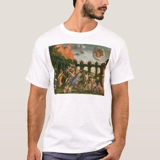 Minerva chassant les vices t-shirt