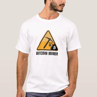Mineur de Bitcoin T-shirt