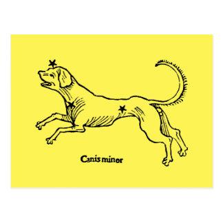 Mineur de Canis, 1482 Carte Postale