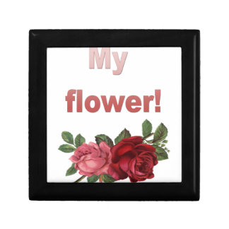 Minha Flor Boîte À Souvenirs
