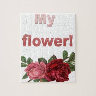 Minha Flor Puzzle