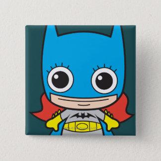 Mini Batgirl Badge