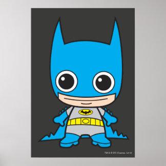 Mini Batman Poster