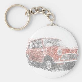 Mini (Biro) Porte-clés