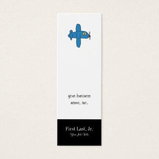 Mini Carte De Visite Airbeep Colorized