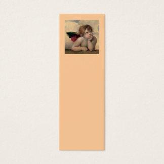 Mini Carte De Visite Ange par Raphael