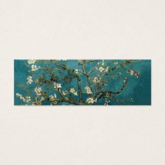 Mini Carte De Visite Arbre d'amande de floraison, Vincent van Gogh.
