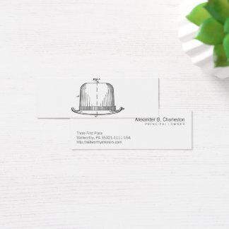 Mini Carte De Visite Casquette