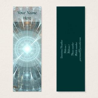 Mini Carte De Visite Fenêtre spirituelle