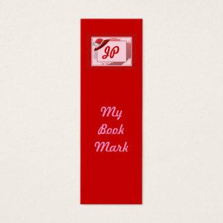 Mini Carte De Visite Marque-page de Red Hat