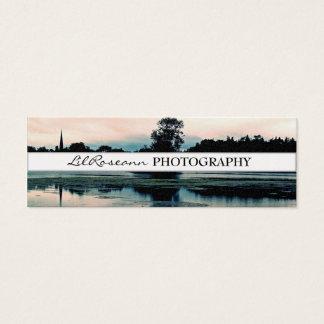 Mini Carte De Visite Paysage - photographie