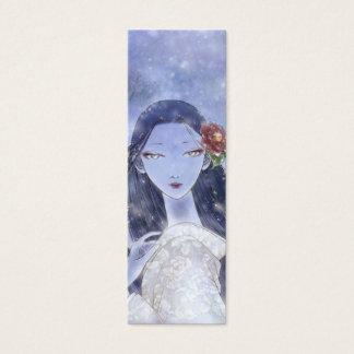 Mini Carte De Visite Signet de Yukionna