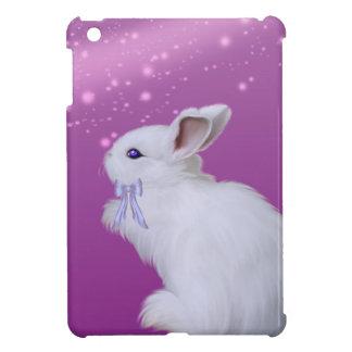 Mini cas de lapin d'iPad intuitif mignon de caisse Coques Pour iPad Mini