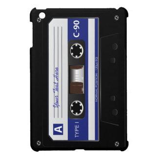 Mini cas de rétro de cassette audio iPad de bande
