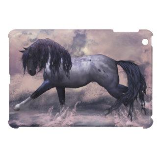 Mini cas d'imaginaire d'iPad équin de cheval Coques Pour iPad Mini