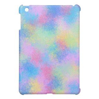 Mini cas d'iPad abstrait d'éclaboussure Coque Pour iPad Mini