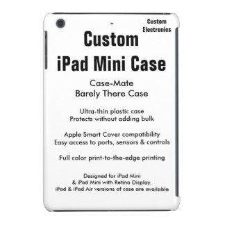 Mini cas d'iPad fait sur commande - Coques iPad Mini Retina
