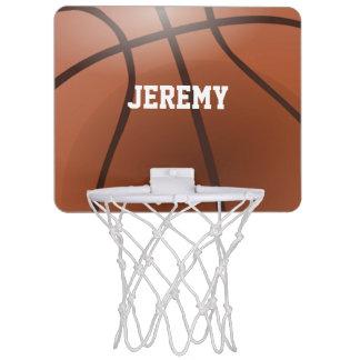 Mini cercle de basket-ball personnalisé mini-panier de basket