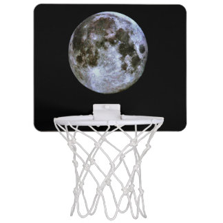 Mini cercles de basket-ball de pleine lune mini-panier de basket