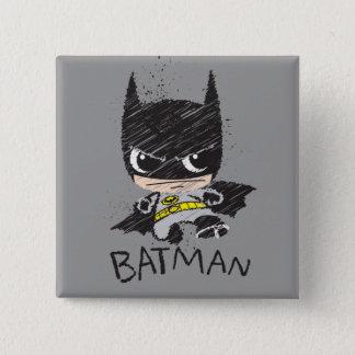 Mini croquis classique de Batman Badge