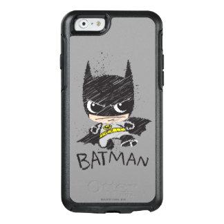 Mini croquis classique de Batman Coque OtterBox iPhone 6/6s