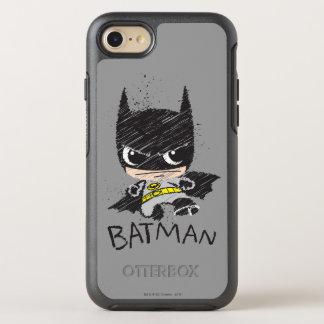 Mini croquis classique de Batman Coque Otterbox Symmetry Pour iPhone 7