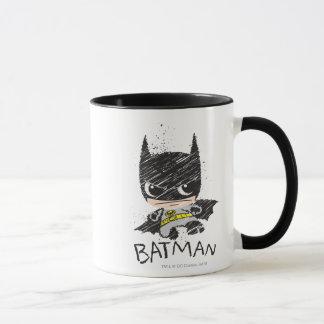 Mini croquis classique de Batman Mugs