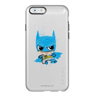 Mini croquis de Batman Coque iPhone 6 Incipio Feather® Shine