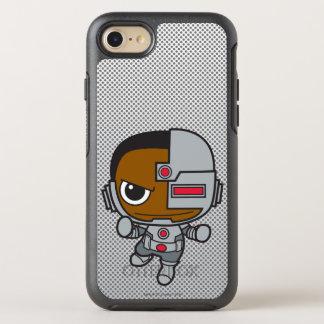 Mini cyborg 2 coque OtterBox symmetry iPhone 8/7