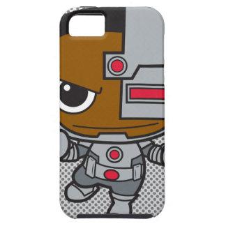Mini cyborg coques iPhone 5