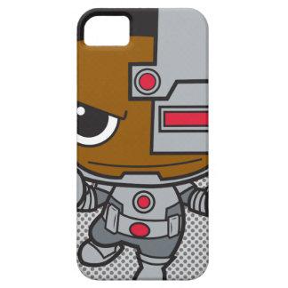 Mini cyborg étui iPhone 5