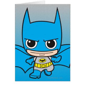 Mini fonctionnement de Batman Carte De Vœux