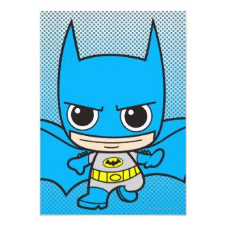 Mini fonctionnement de Batman Carton D'invitation 12,7 Cm X 17,78 Cm