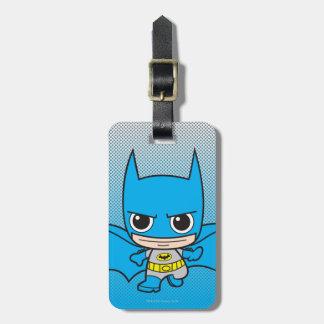 Mini fonctionnement de Batman Étiquettes Bagages