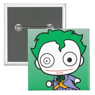 Mini joker badges