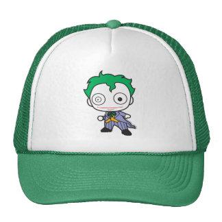 Mini joker casquette