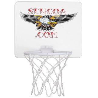 Mini logo du cercle 2,0 mini-panier de basket