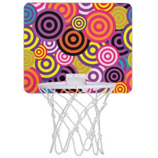 Mini-panier De Basket Cercles concentriques #2