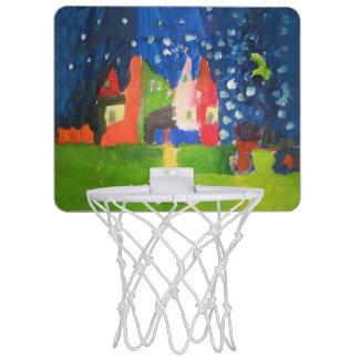 Mini-panier De Basket Château de mystère
