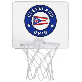 Mini-panier De Basket Cleveland Ohio
