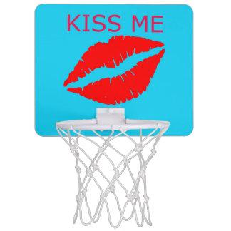 Mini-panier De Basket Embrassez-moi