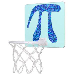 Cadeaux symbole pi jeux - Panier de basket de bureau ...