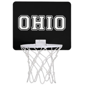 Mini-panier De Basket L'Ohio