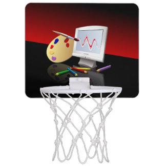 Mini-panier De Basket Outils de l'industrie graphique
