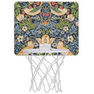 Mini-panier De Basket Schéma floral William Morris Strawberry Thief