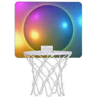 Mini-panier De Basket Sphères brillantes