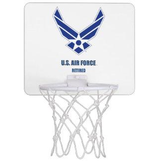 Mini-panier De Basket U.S. Mini cercle de basket-ball retiré parArmée de